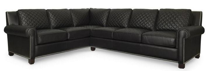 Century Plr 57 2 Piece Sectional With Quilted Detail Jacksonville