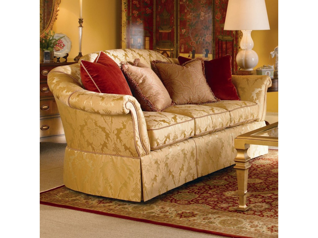 Century Signature Upholstered AccentsTraditional Sofa