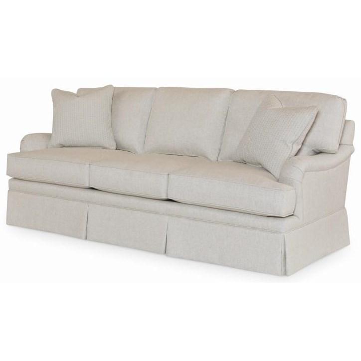 Middleburg Sofa with Skirted Base