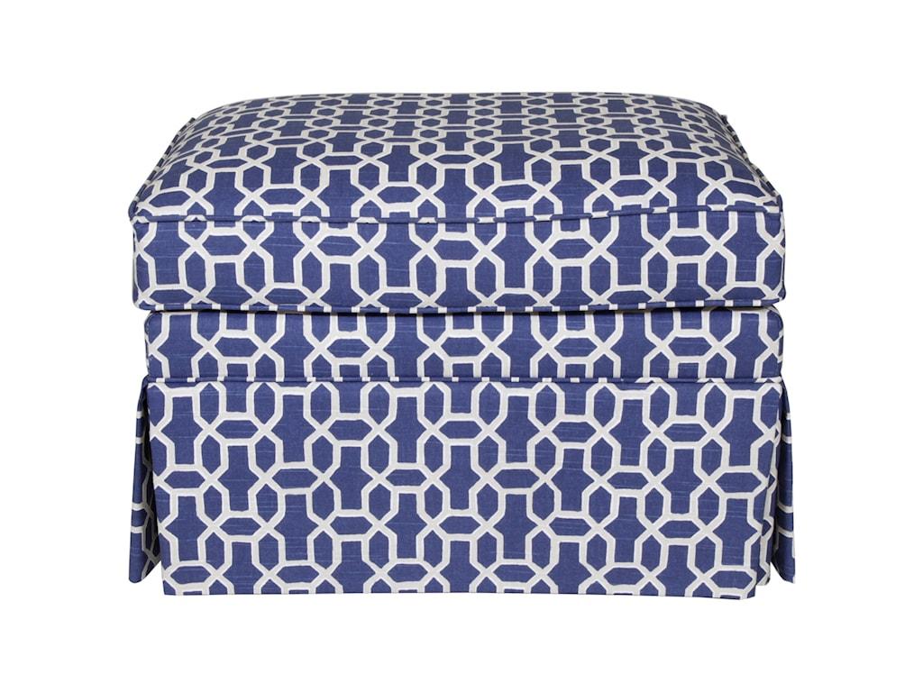 Century Studio Essentials UpholsteryDover Ottoman