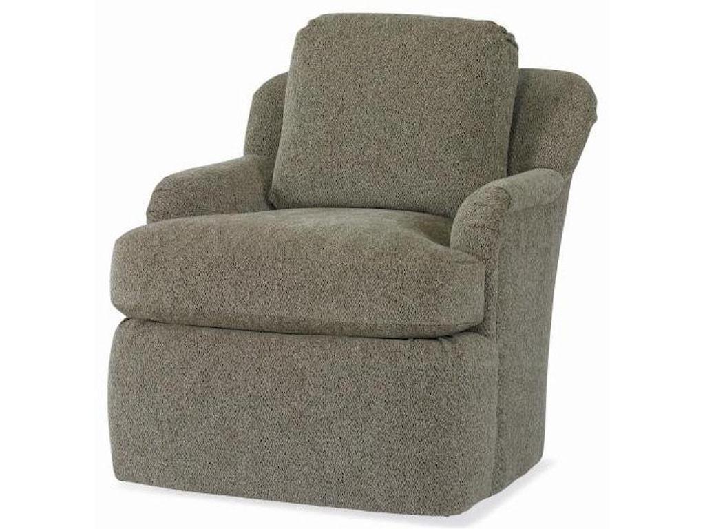 Century Studio Essentials UpholsterySwivel Chair