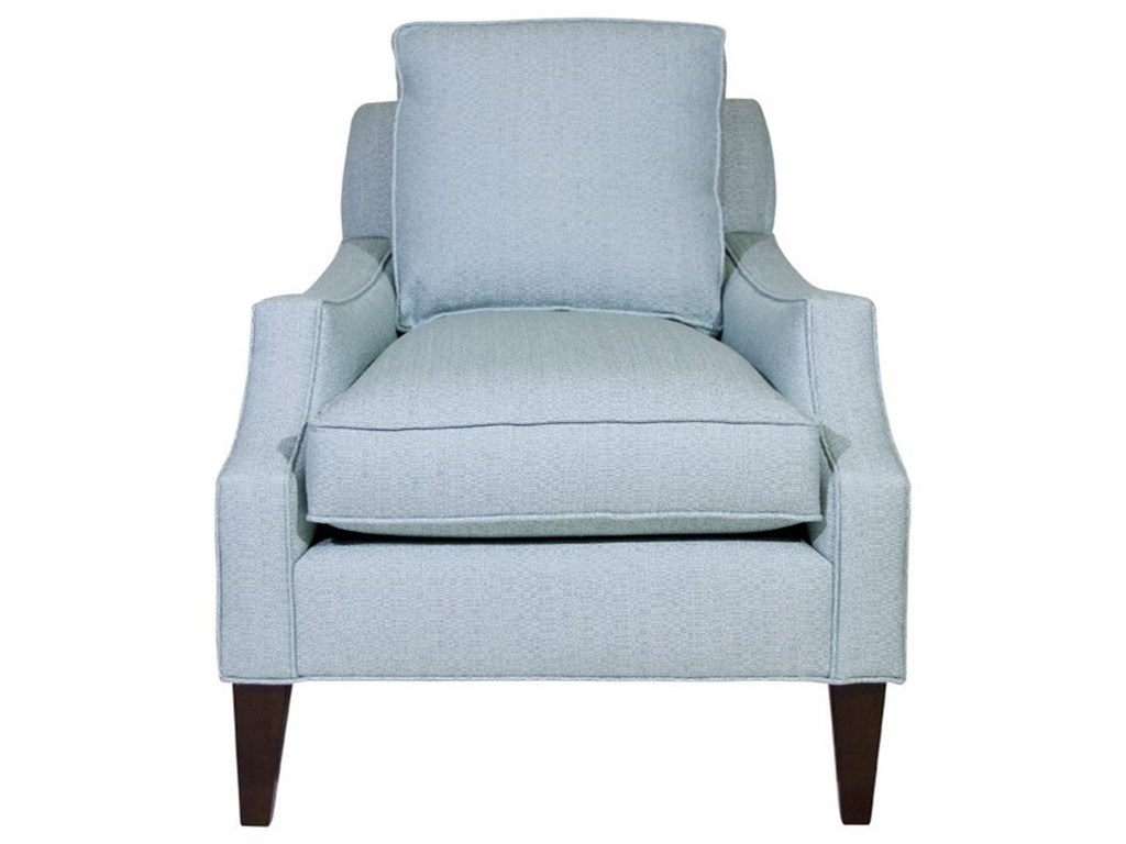 Century Studio Essentials UpholsteryLeonardo Chair
