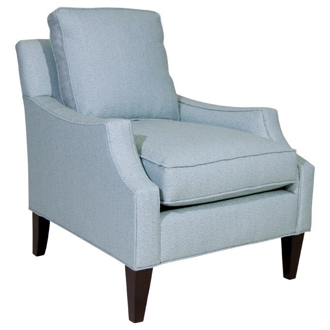 Century Studio Essentials UpholsteryLeonardo Chair