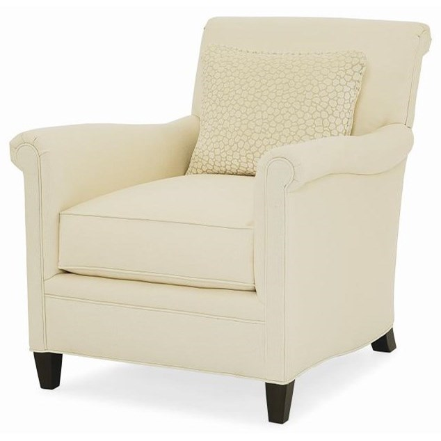 Century Studio Essentials UpholsteryBourne Chair