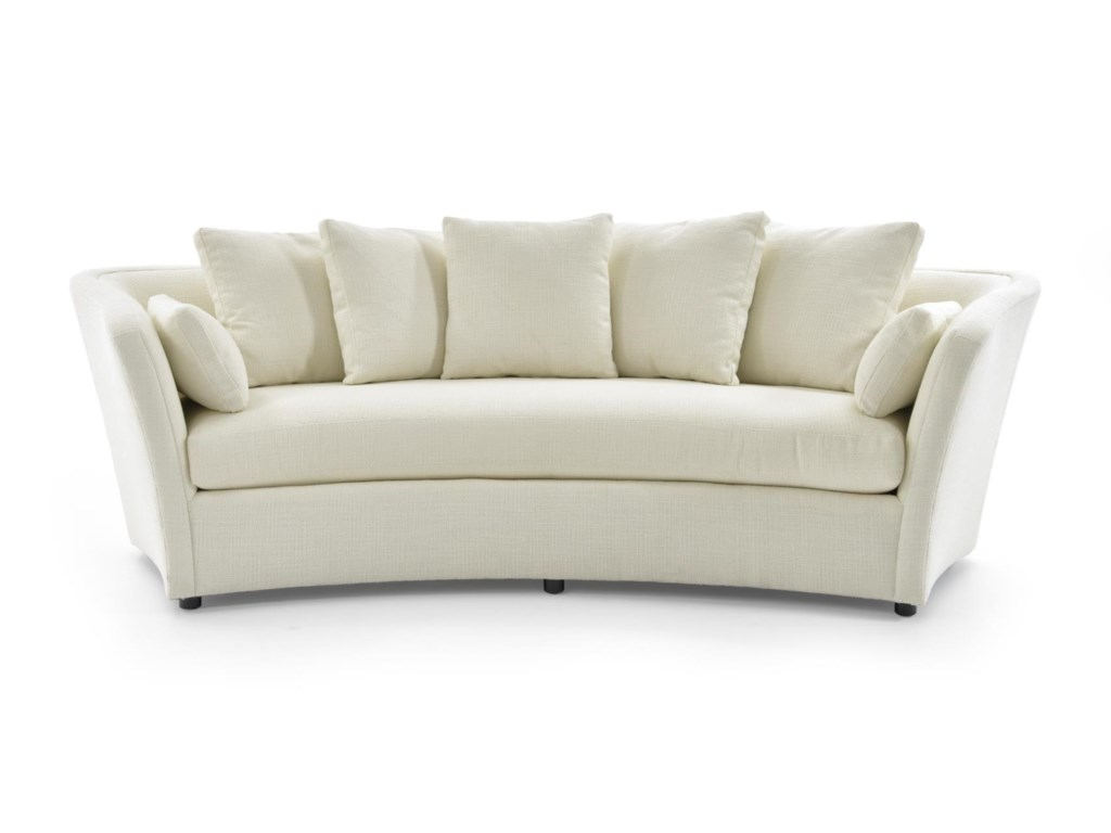 Curved Sofas Cur Pion Curved Sofas Thesofa