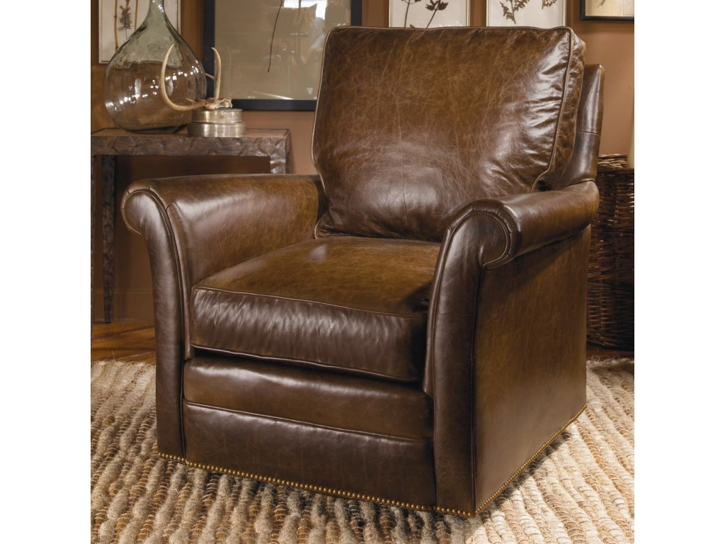Century Swivel Chairs CenturyTraditional Swivel Chair
