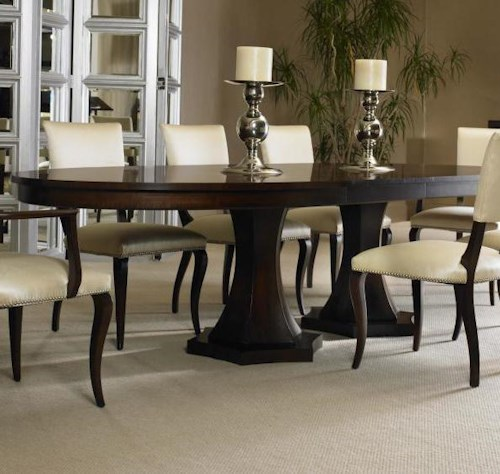 two threshold double down trim transitional sharpen f home item leaves pedestal magnussen dining products width turnin with butterfly extension table percentpadding preserve