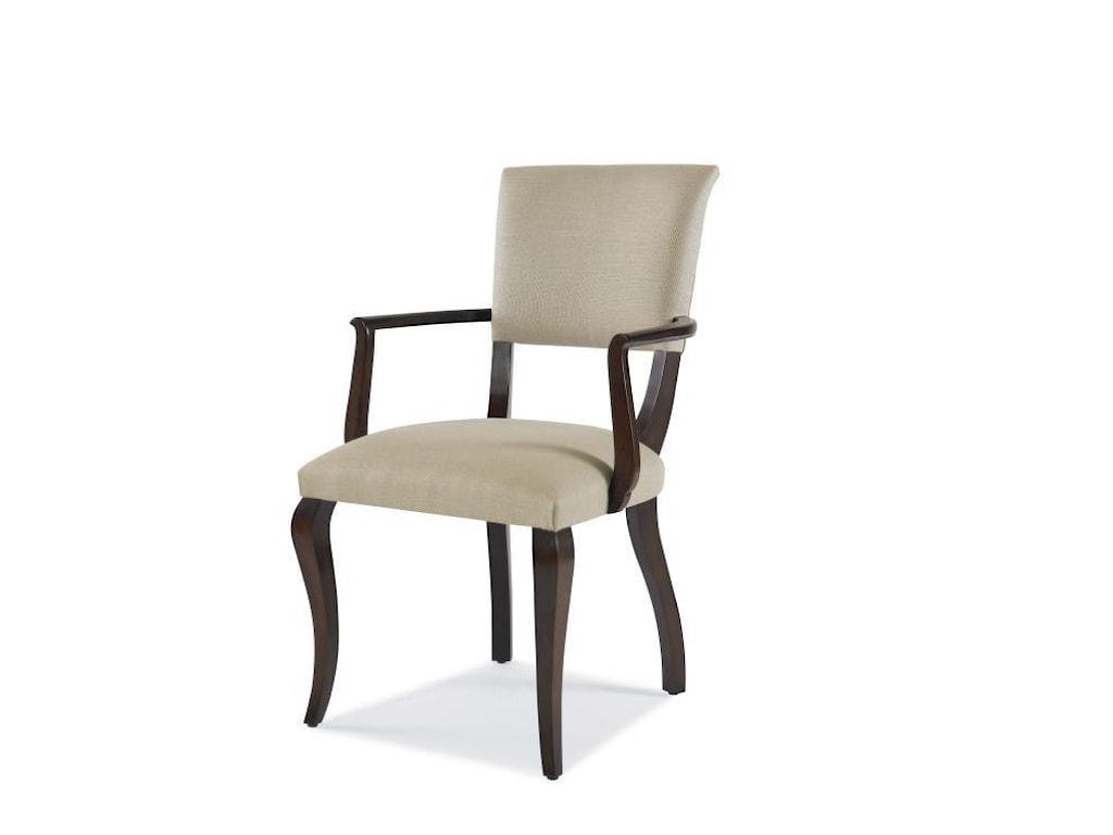 Century Tribeca Dining Arm Chair