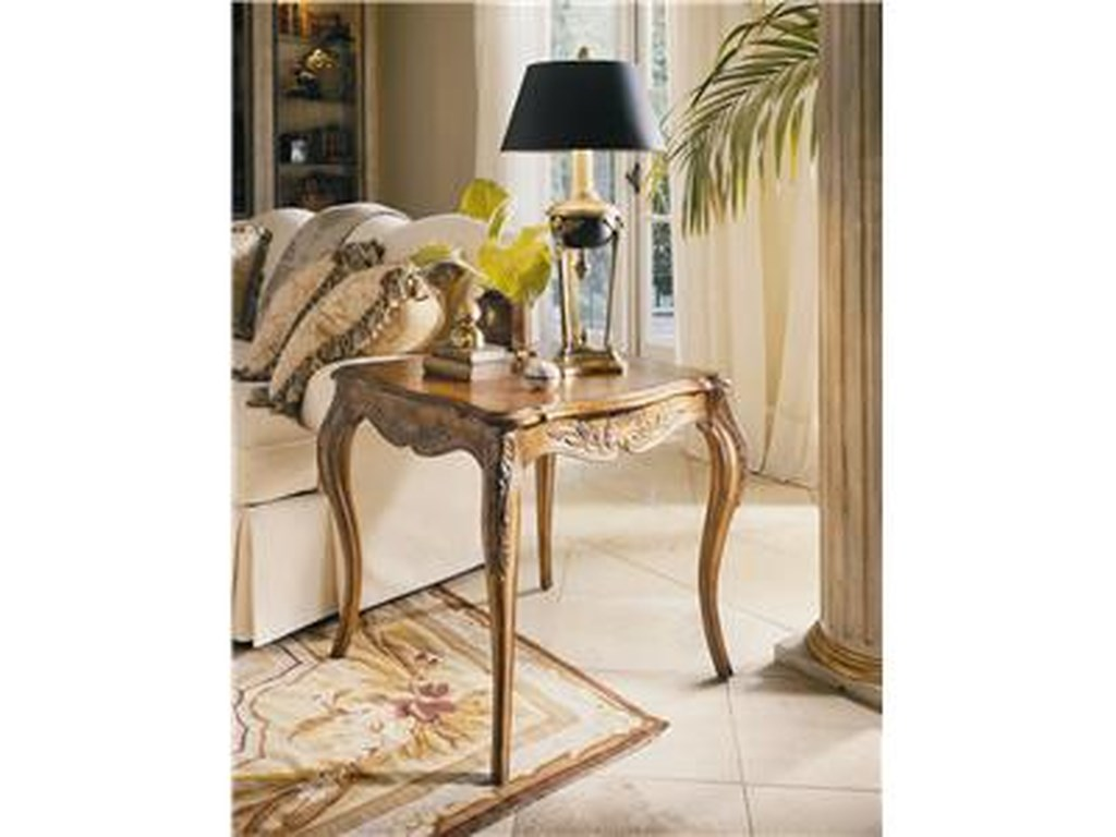 Century Coeur De FranceEnd/Lamp Table