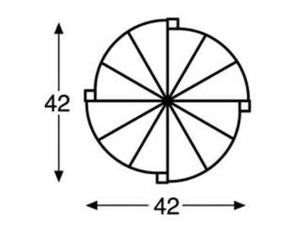 Century OmniCocktail Table