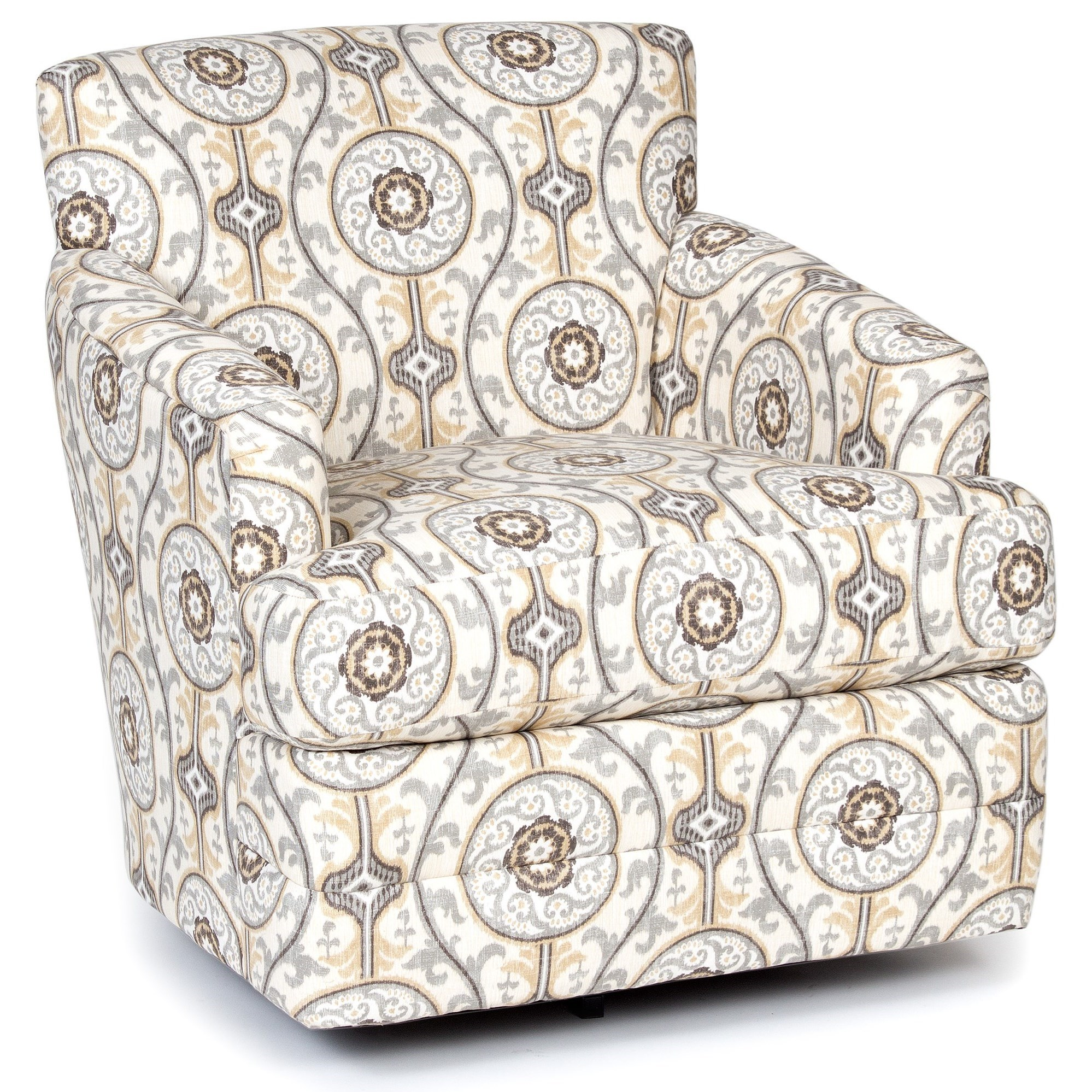 Chairs America Accent Chairs And OttomansTransitional Swivel Rocker