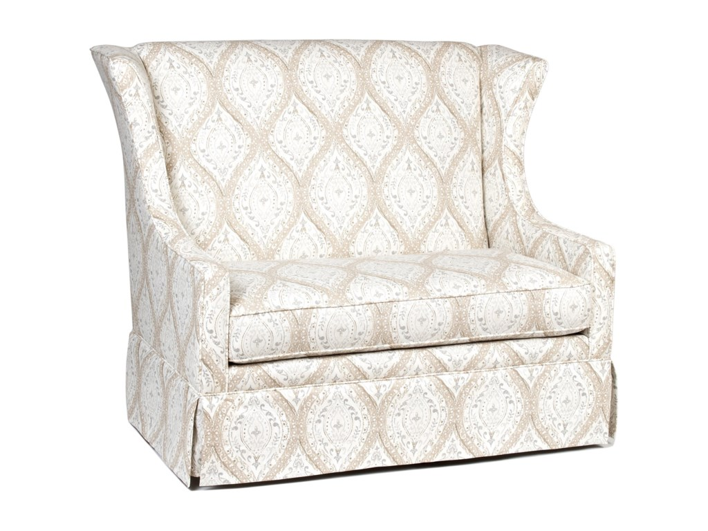 Chairs America Accent Chairs and OttomansGliding Settee