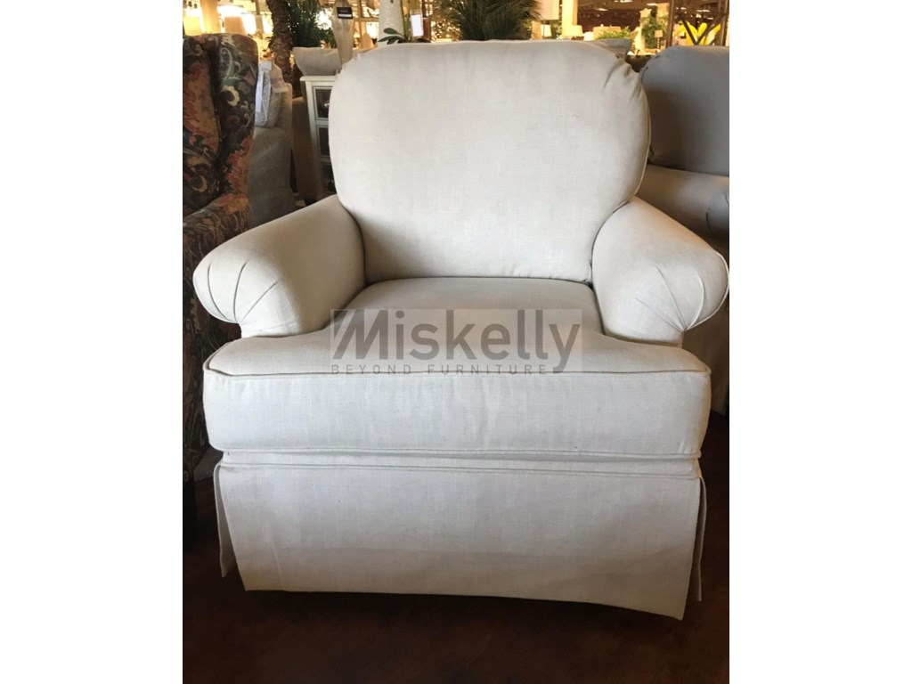 Chairs America Accent Chairs and OttomansSwivel Glider