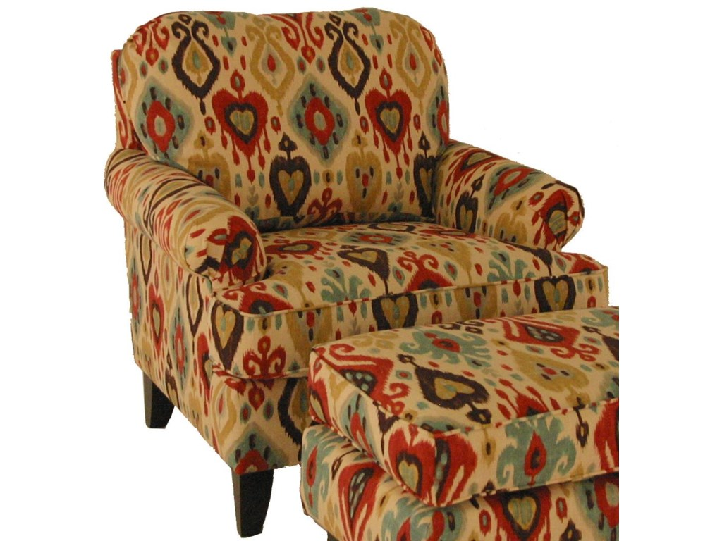 Chairs America Accent Chairs and OttomansTransitional Chair