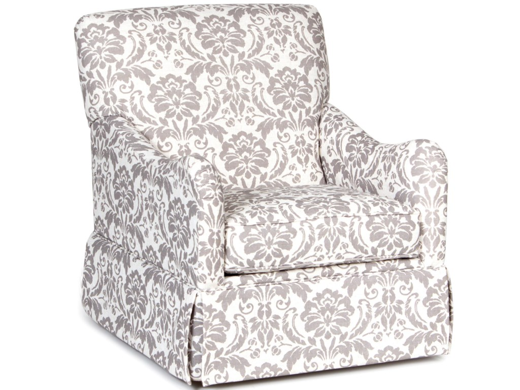 Chairs America Accent Chairs and OttomansTraditional Glider Accent Chair