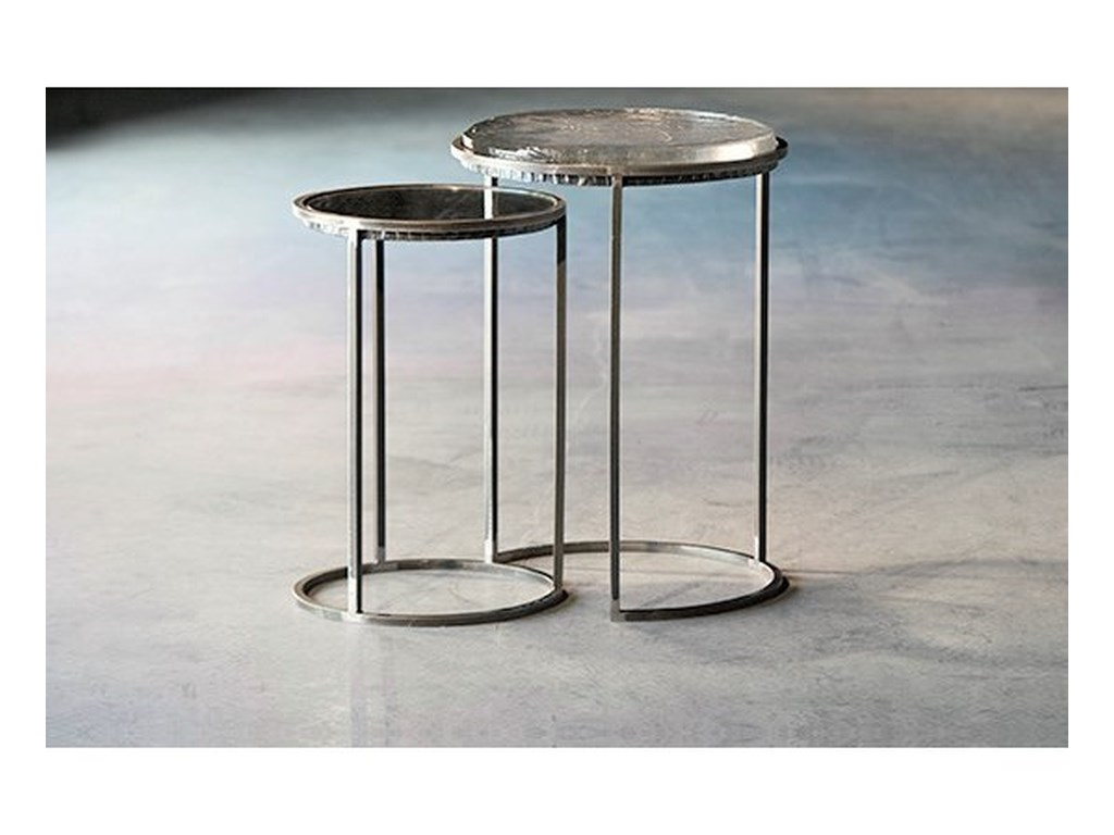 Charleston Forge Dining Room AccentsCarolina Nesting Tables