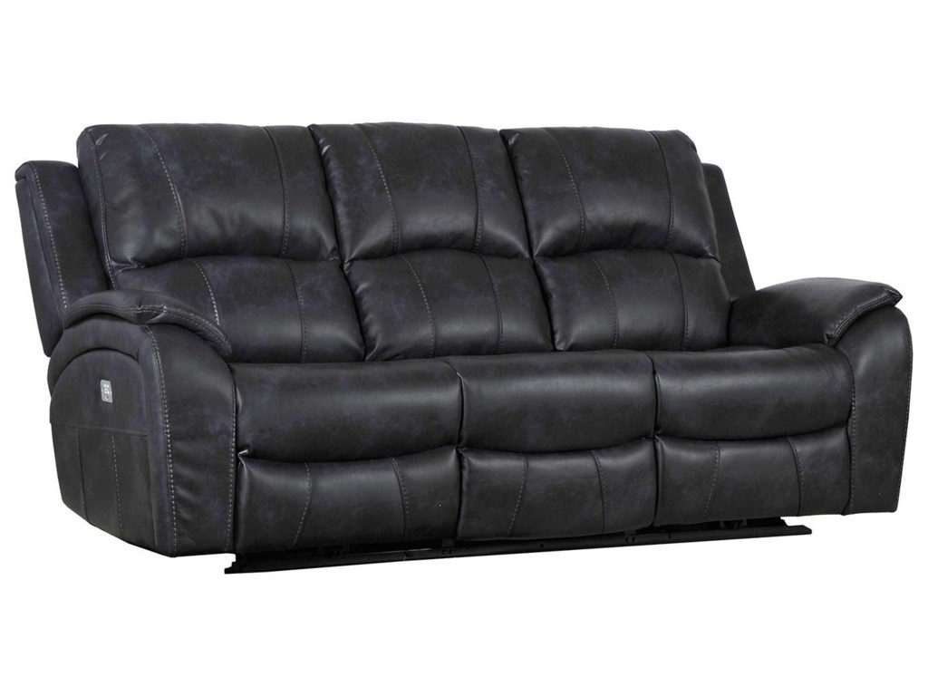 Cheers 28722Power Headrest Reclining Sofa
