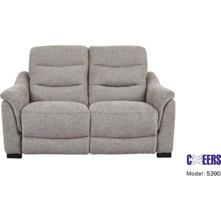 Power Head Loveseat