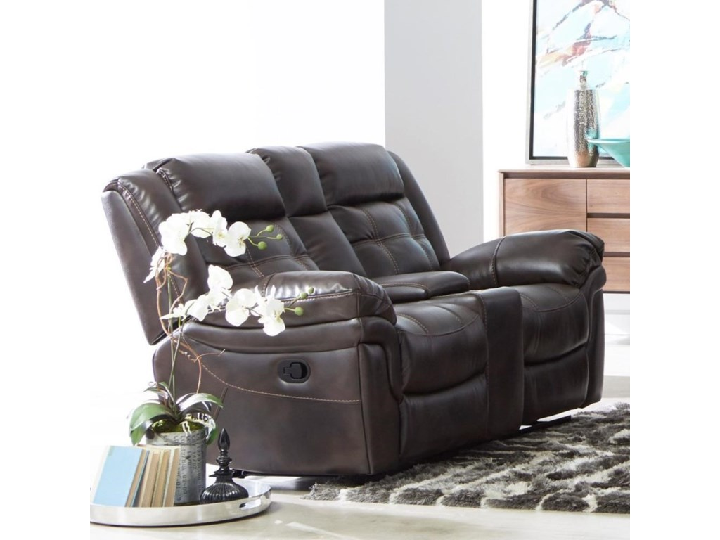 Cheers 5700Loveseat w/ Console