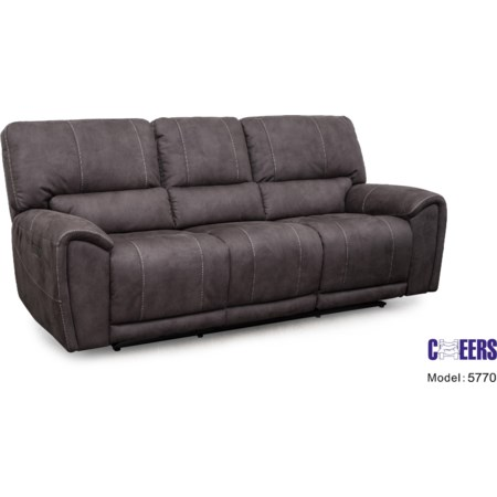 Power Head Sofa