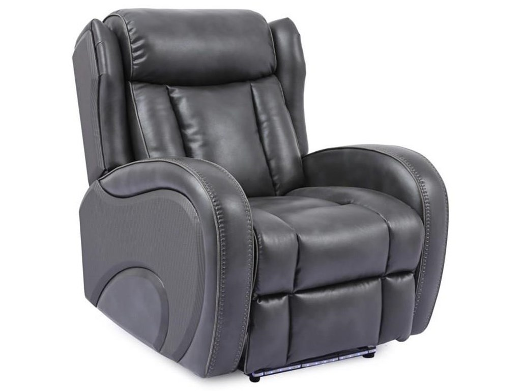 Cheers 70083Power Recliner with Lights