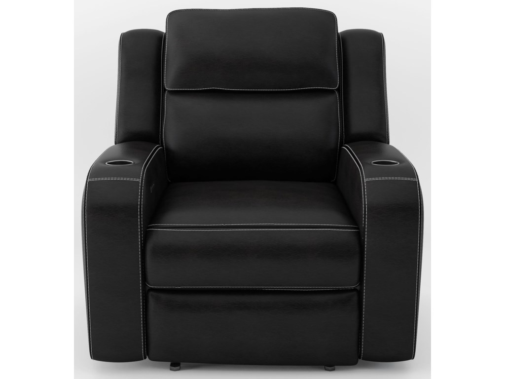 Cheers 700863 PC Power Reclining Living Room Set