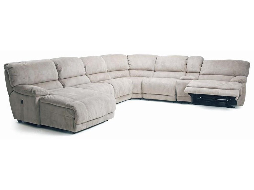 Cheers Choices IIReclining Sectional Sofa