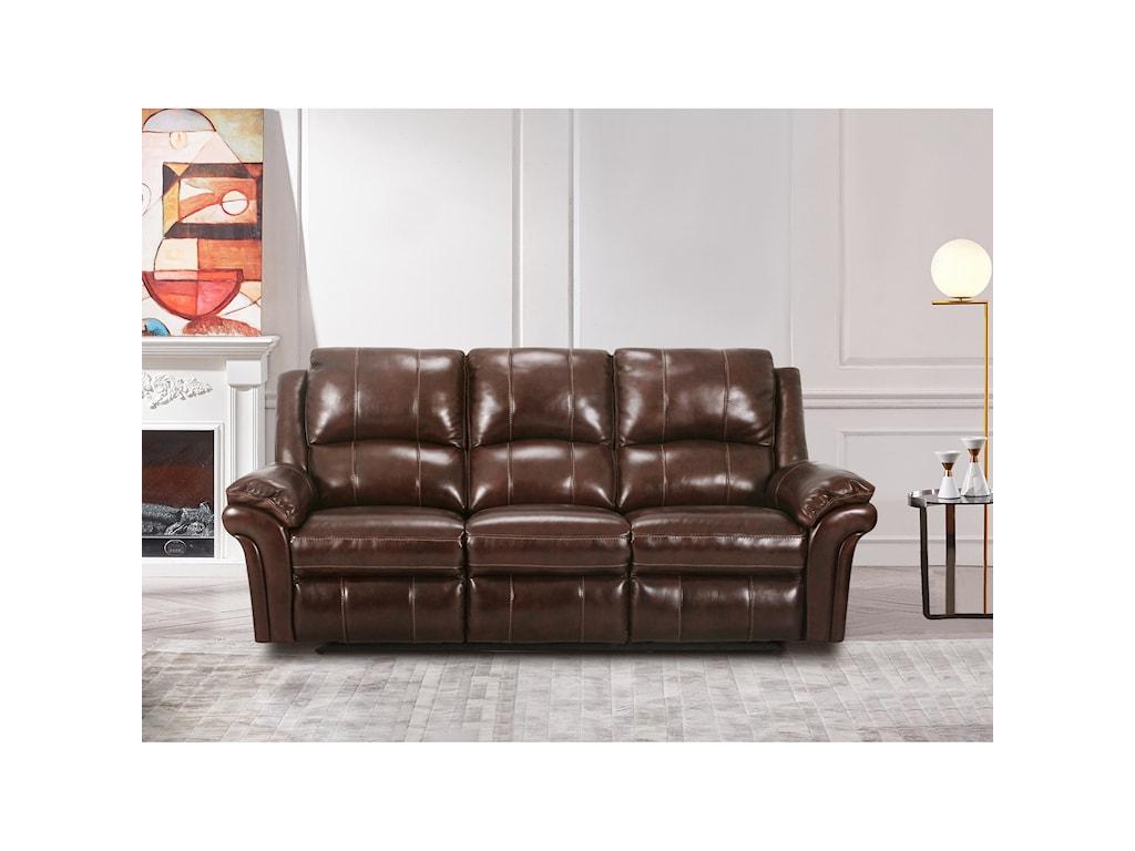 Cheers Prestige LeatherReclining Sofa
