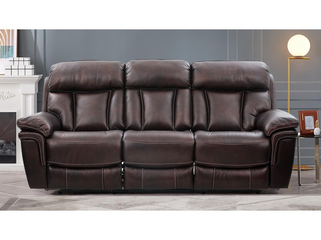 Cheers JohnstoneWallhugger Dual Reclining Sofa