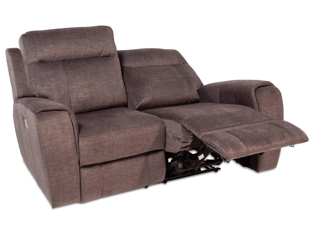 Cheers WachusettPower Reclining Loveseat