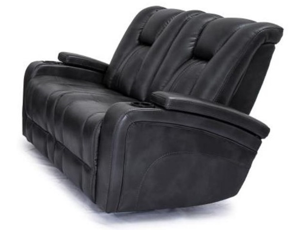 Cheers 9990MReclining Glider Loveseat