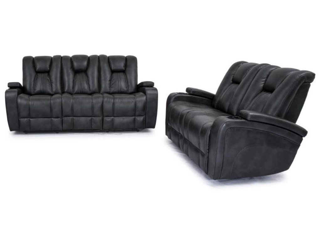 Cheers 9990M2 PC Reclining Living Room Set