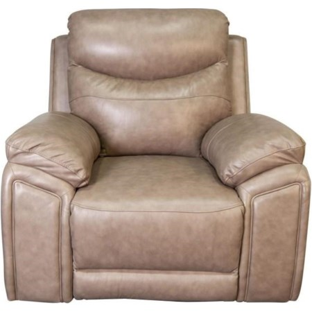 Jarvis Leather Match Power Recliner