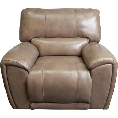 Owen Leather Match Power Recliner
