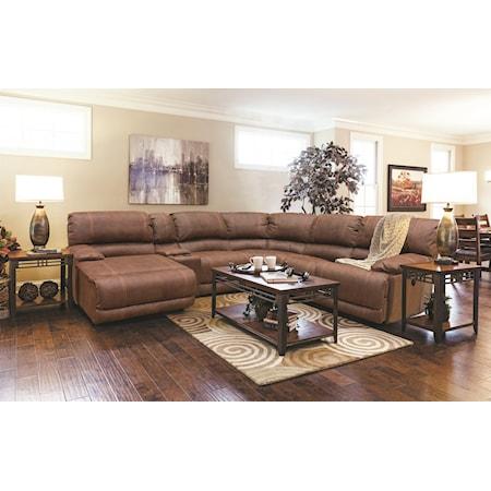 Sandra Sectional Sofa