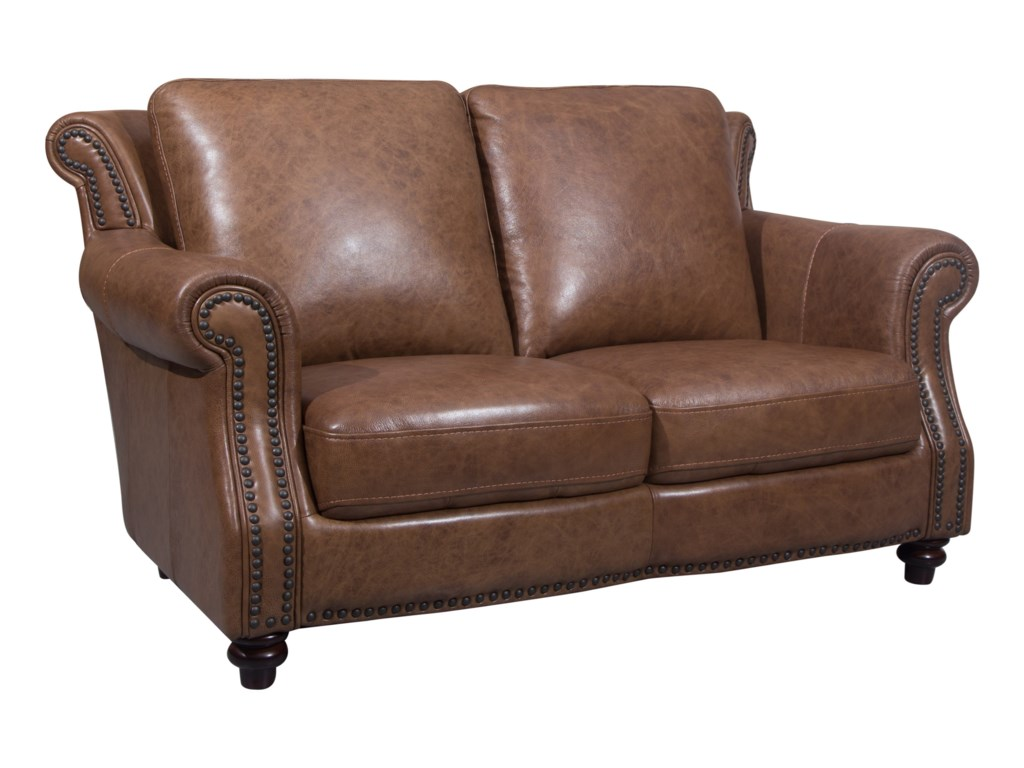 Warehouse M 2115Traditional Loveseat