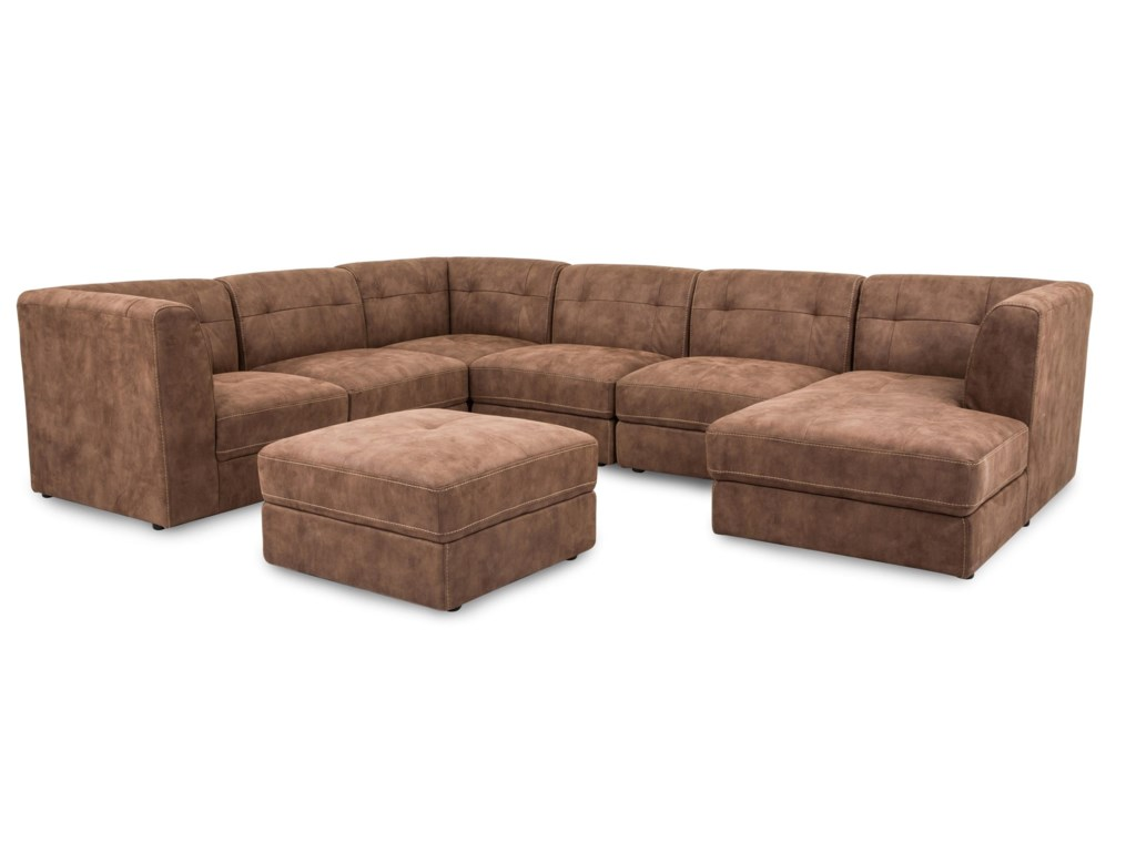 Cheers 5157Modular Sectional