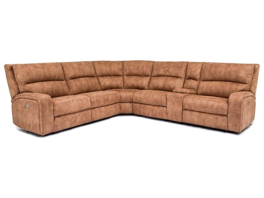 Cheers Sofa 5168HMPower Sectional