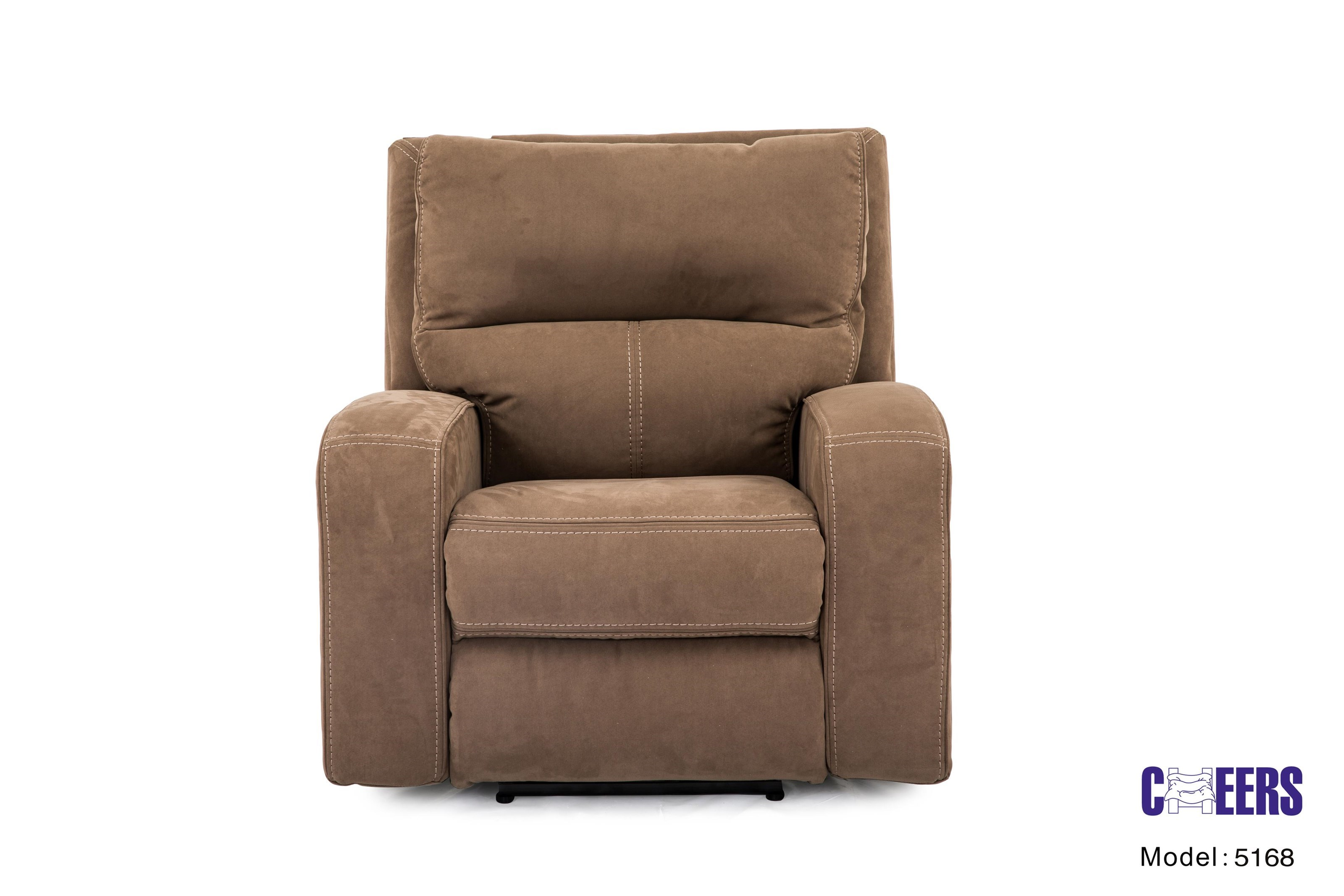 Cheers Sofa 5168M Motion High Back Glider Recliner