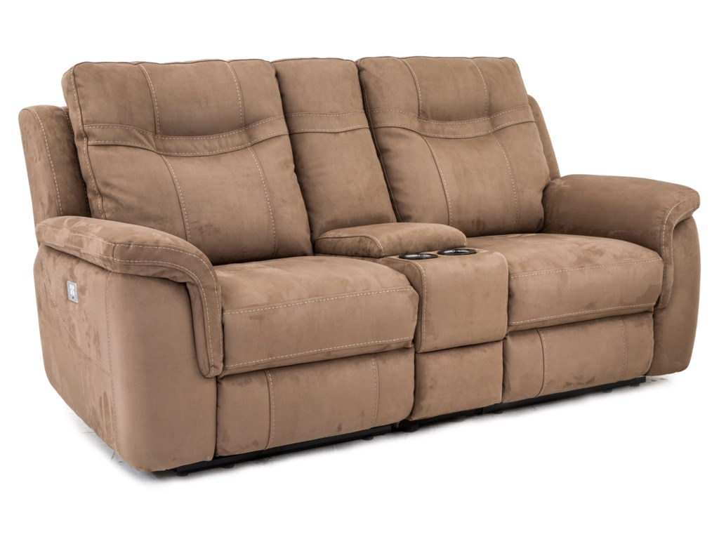 Cheers Sofa 5169Power Reclining Loveseat