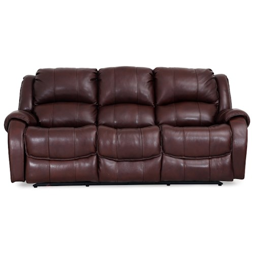 Warehouse M 5171 Power Reclining Sofa with Power Headrest