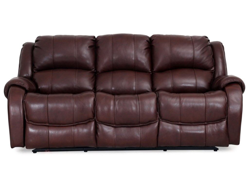 Warehouse M 5171Power Sofa with Power Headrest