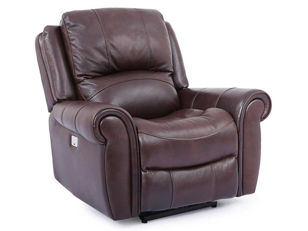 Cheers McCarthy LeatherPower Recliner