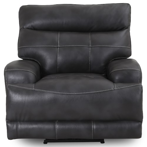 Warehouse M 5183 Power Recliner with Power Headrest