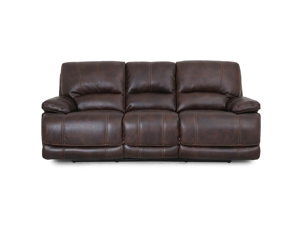 Cheers Ridgemont LeatherPower Reclining Sofa