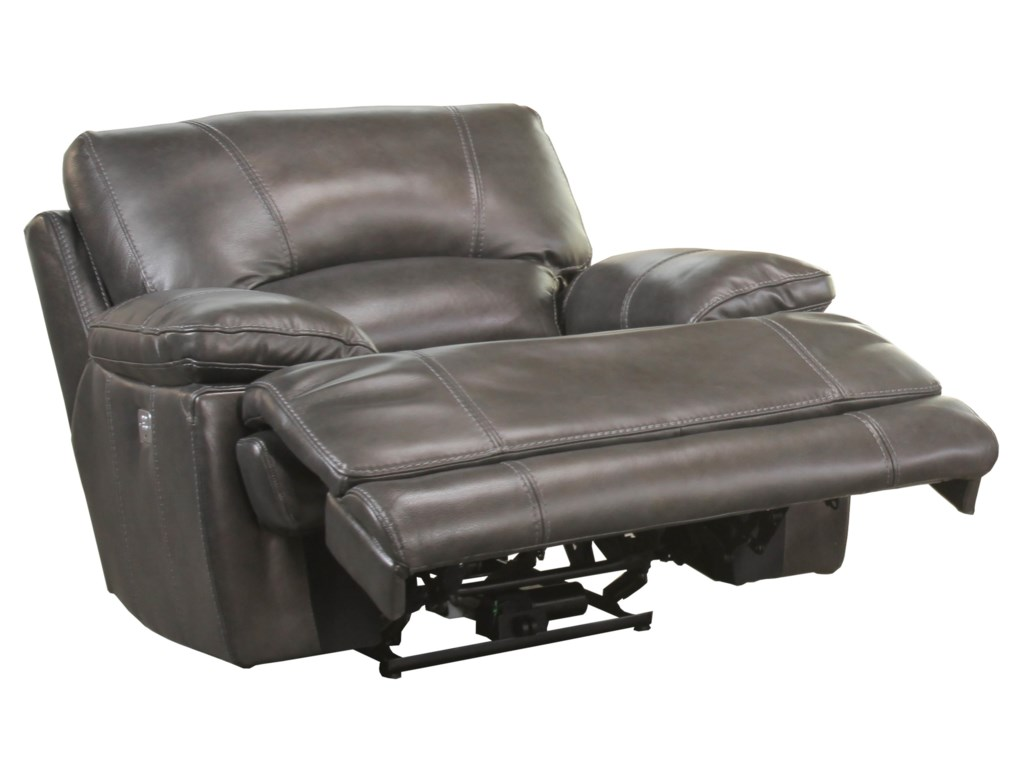 Cheers Sofa 5185Power Recliner with Power Headrest