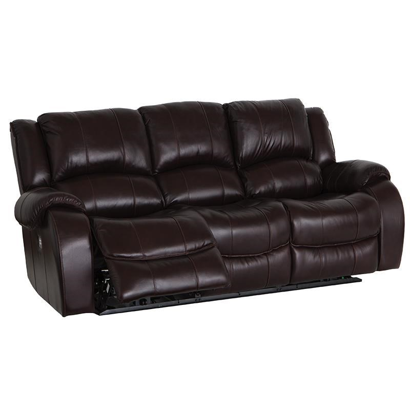 Cheers Sofa 5233HM Dual Power Reclining Sofa with Power Headrests ...