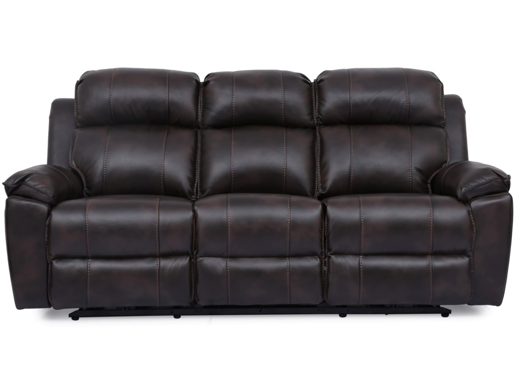 Cheers HudsonDual Power Reclining Sofa