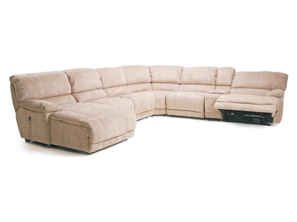 Cheers Choices IIChoices II Modular Reclining Sectional