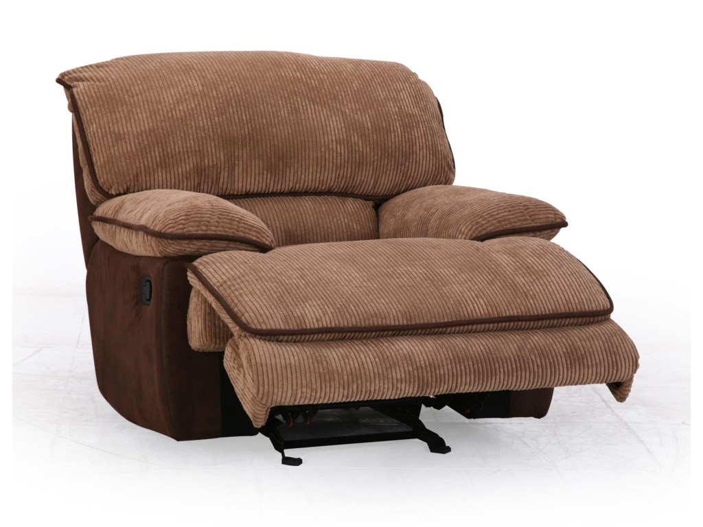 Cheers Sofa 8706MCasual Glider Recliner